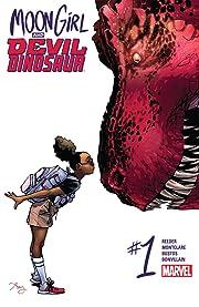 Moon Girl and Devil Dinosaur (2015-) #1