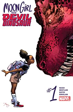 Moon Girl and Devil Dinosaur (2015-2019) #1