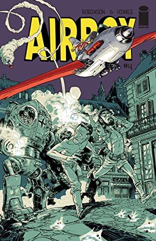Airboy #4 (of 4)