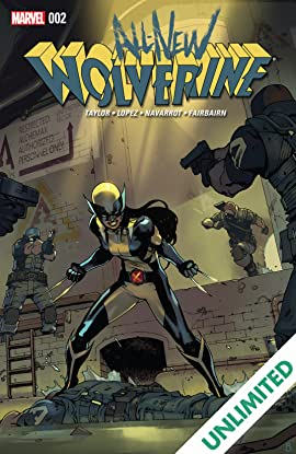 All-New Wolverine (2015-2018) #2