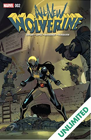 All-New Wolverine (2015-) #2