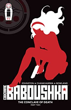 Codename Baboushka: The Conclave of Death #2