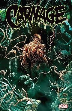 Carnage (2015-2017) #2