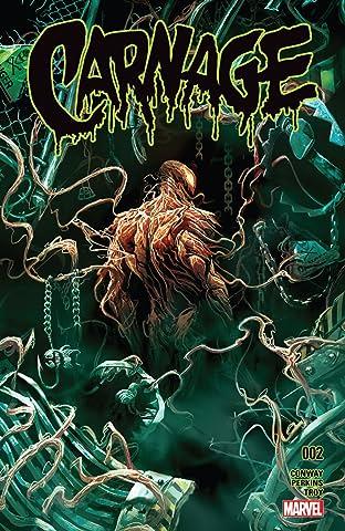 Carnage (2015-) #2