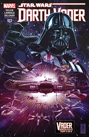 Darth Vader (2015-2016) COMIC_ISSUE_NUM_SYMBOL13