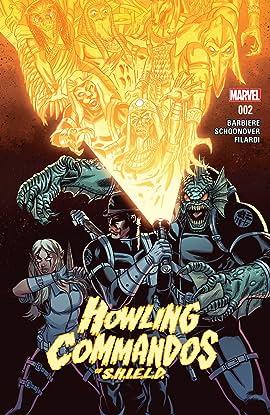 Howling Commandos of S.H.I.E.L.D. (2015-2016) #2