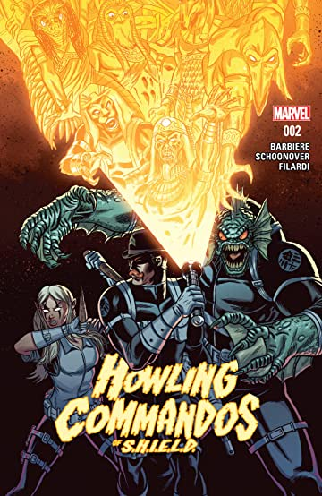 Howling Commandos of S.H.I.E.L.D. (2015-2016) #2
