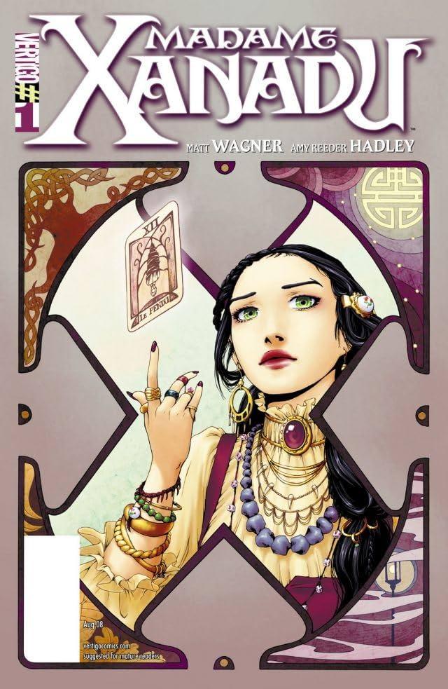 Madame Xanadu (2008-2011) #1