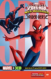 Marvel Universe Ultimate Spider-Man: Spider-Verse (2015-2016) #1 (of 4)