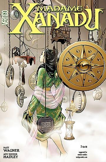 Madame Xanadu (2008-2011) #3