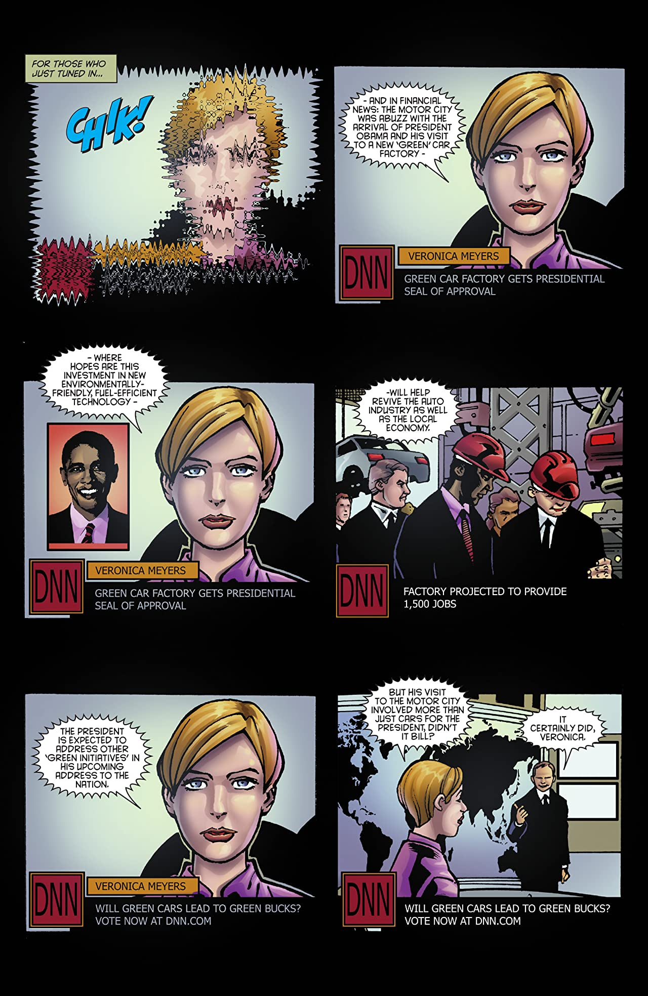 Army Of Darkness: Ash Saves Obama #2