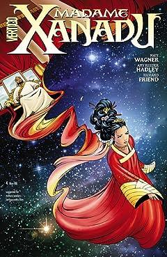 Madame Xanadu (2008-2011) #4