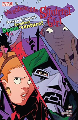 The Unbeatable Squirrel Girl (2015-) #2