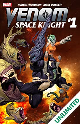 Venom: Space Knight (2015-2016) #1