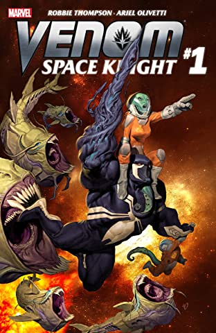 Venom: Space Knight (2015-) #1