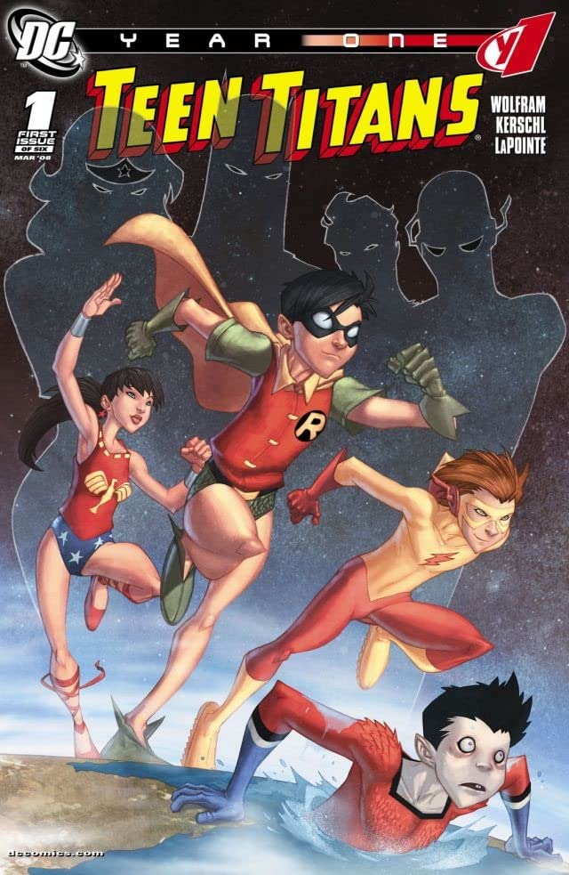 Teen Titans: Year One #1 (of 6)