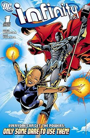 Infinity Inc. (2007-2008) #1