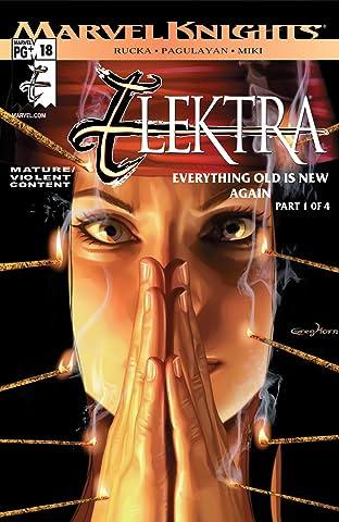 Elektra (2001-2004) #18