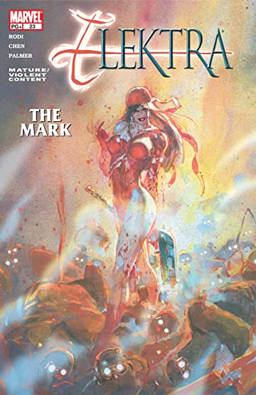 Elektra (2001-2004) #23