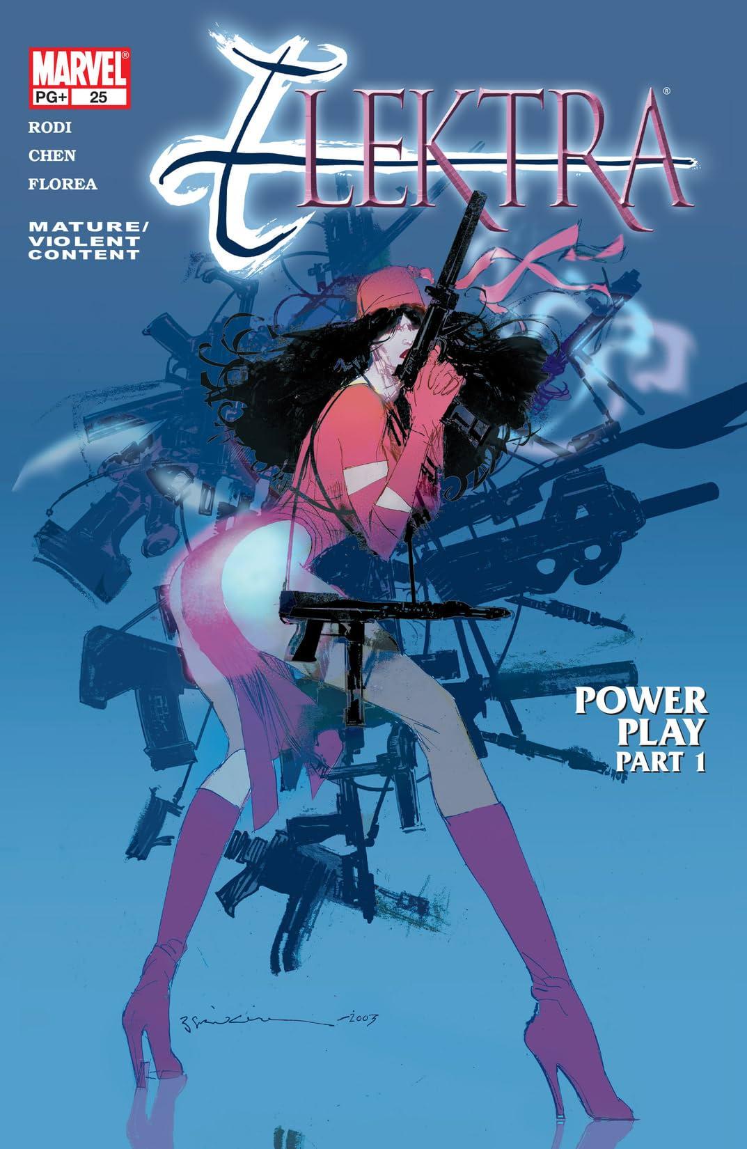 Elektra (2001-2004) #25
