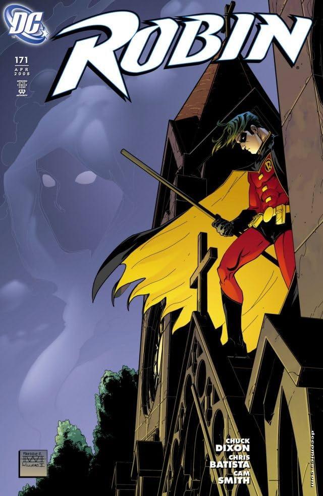 Robin (1993-2009) #171
