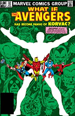 What If? (1977-1984) #32