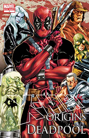 X-Men Origins: Deadpool #1