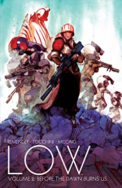 Low Vol. 2: Before the Dawn Burns Us