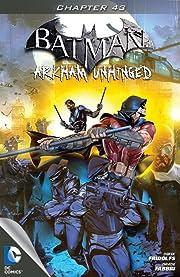 Batman: Arkham Unhinged #43