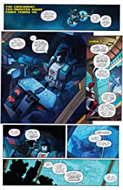 Transformers: More Than Meets the Eye (2011-) #46