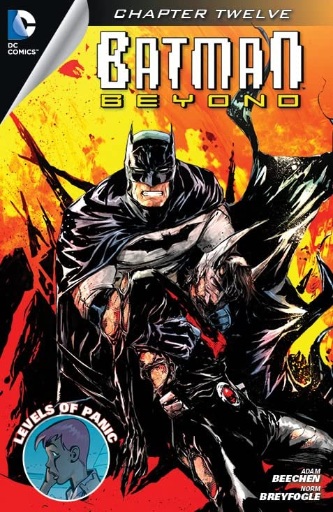 Batman Beyond (2012-2013) #12