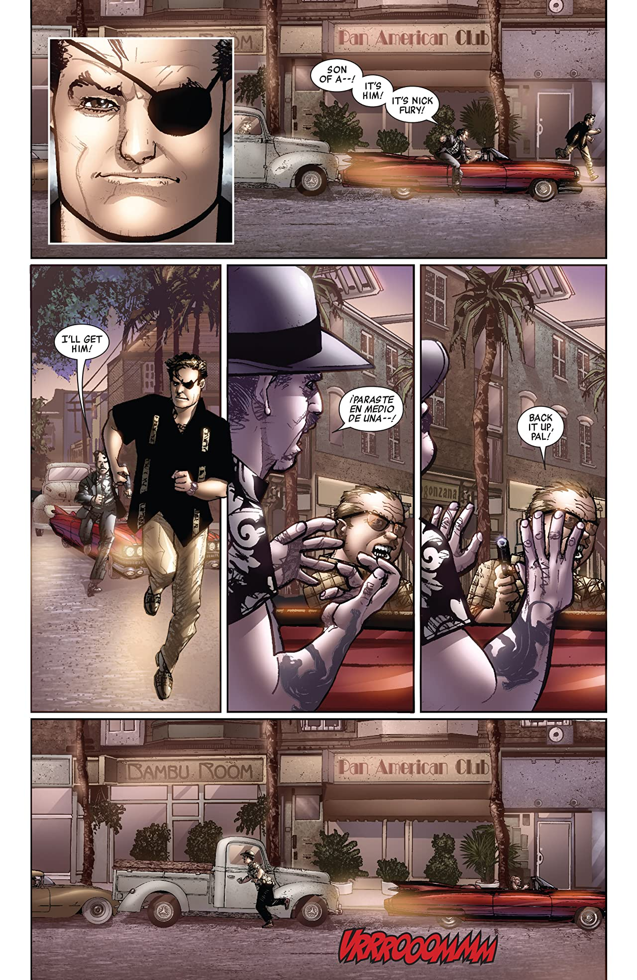 New Avengers (2010-2012) #9