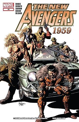 New Avengers (2010-2012) #10