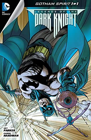 Legends of the Dark Knight (2012-2015) #16