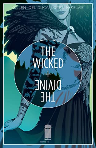 The Wicked + The Divine No.16