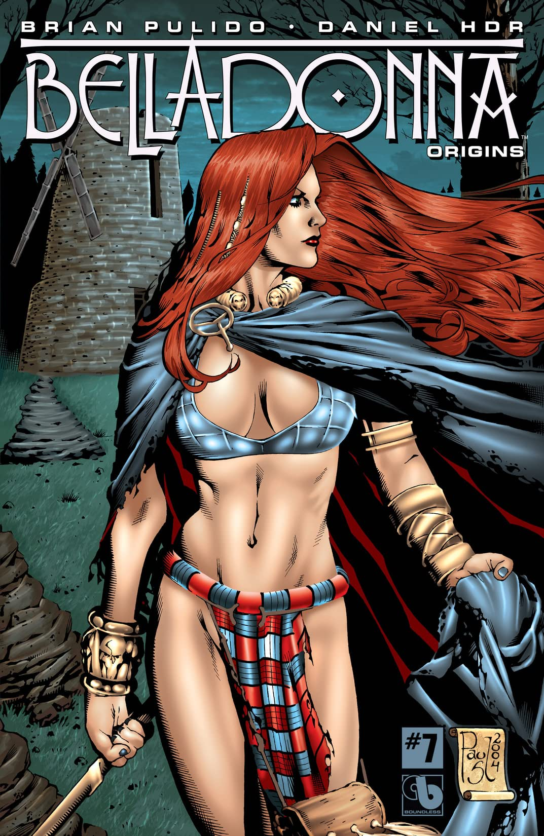 Belladonna: Origins #7