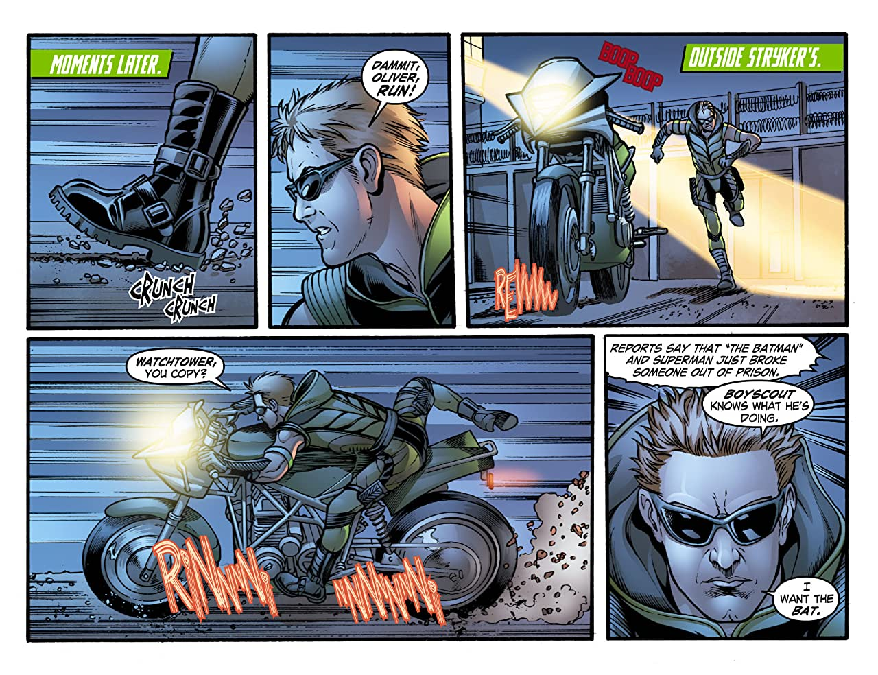 Smallville: Season 11 #17
