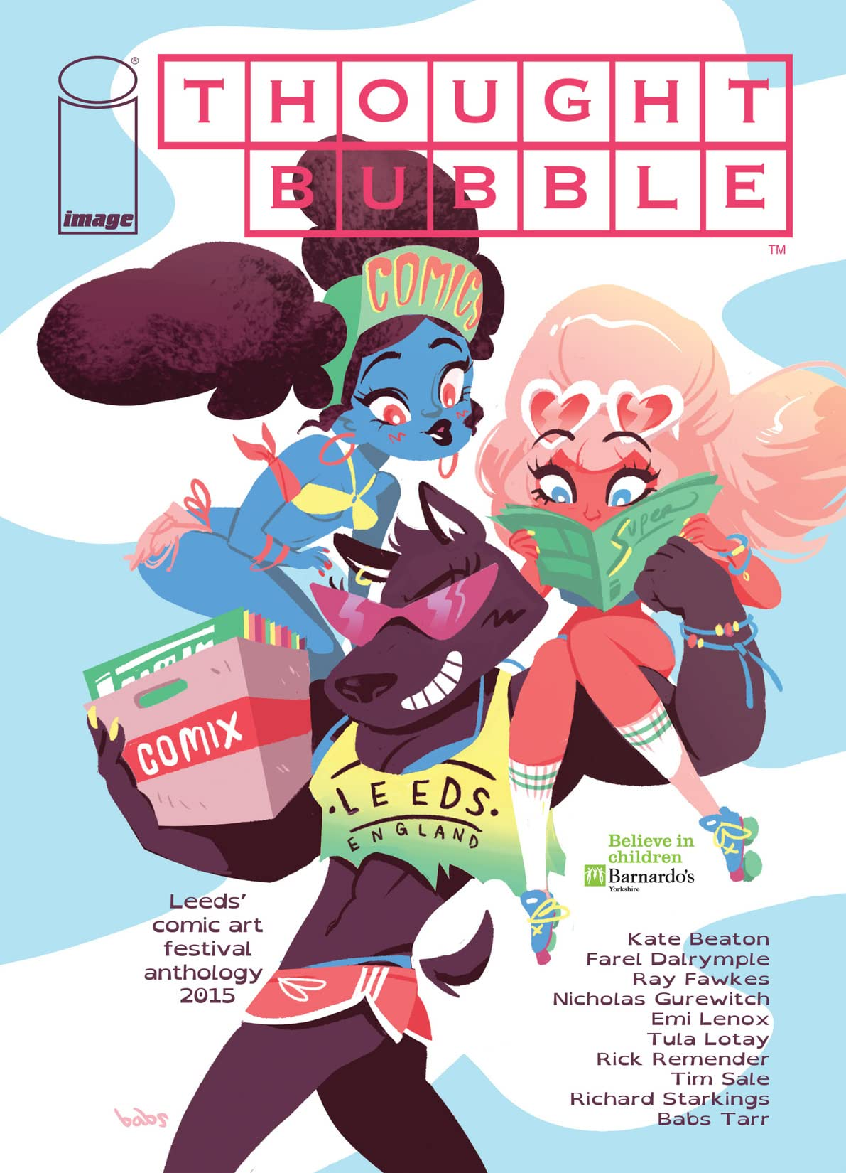 Thought Bubble Anthology #5