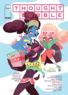 Thought Bubble Anthology No.5