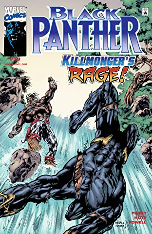 Black Panther (1998-2003) No.18