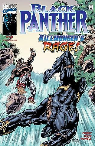 Black Panther (1998-2003) #18