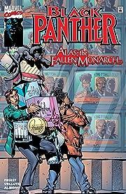 Black Panther (1998-2003) #19