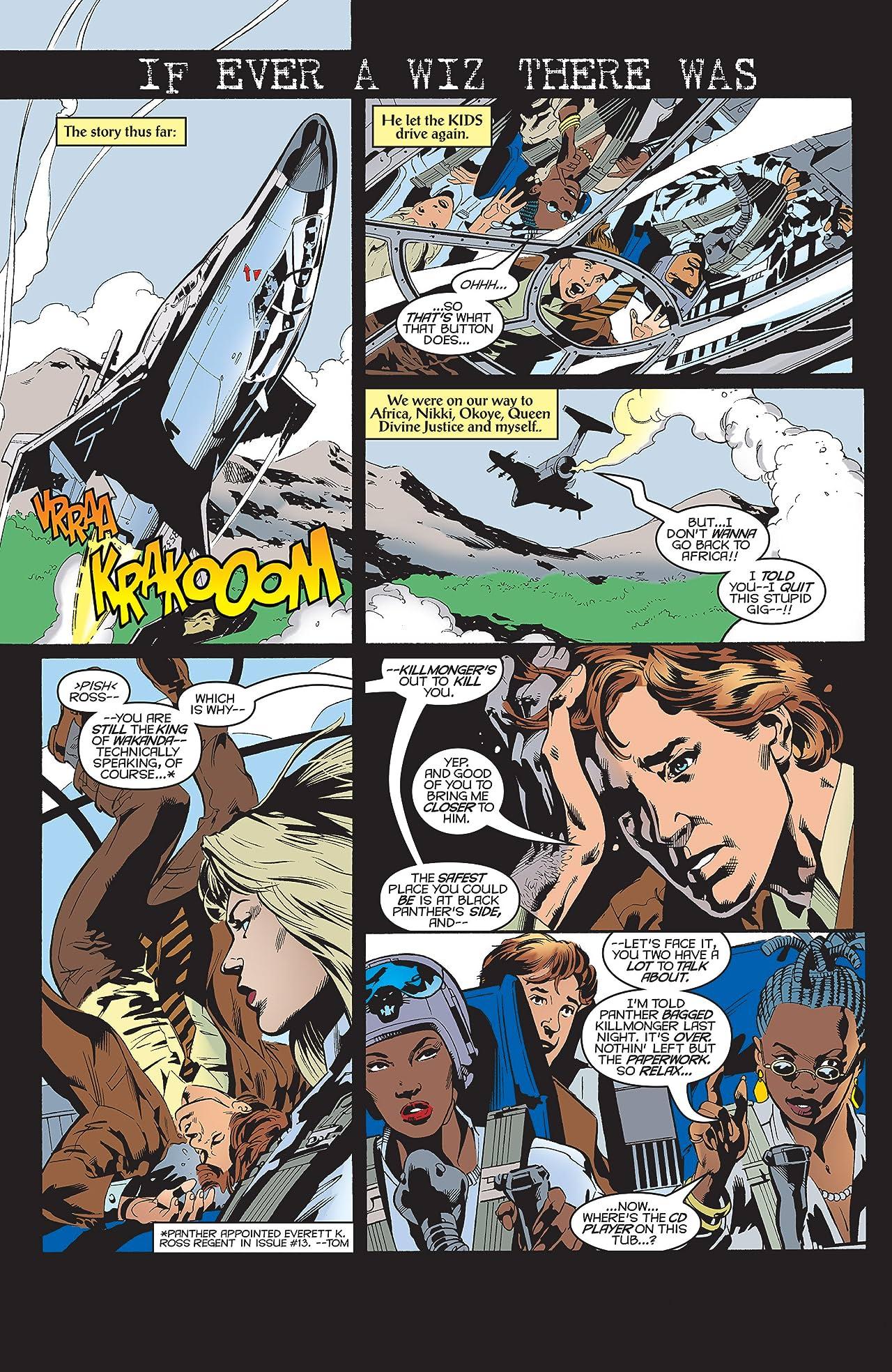 Black Panther (1998-2003) #20
