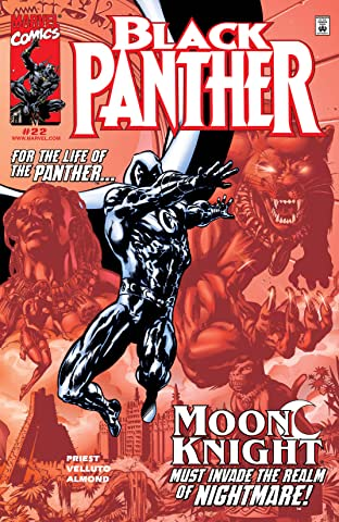 Black Panther (1998-2003) No.22