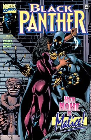 Black Panther (1998-2003) No.24