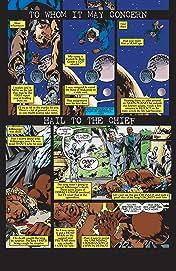 Black Panther (1998-2003) #25
