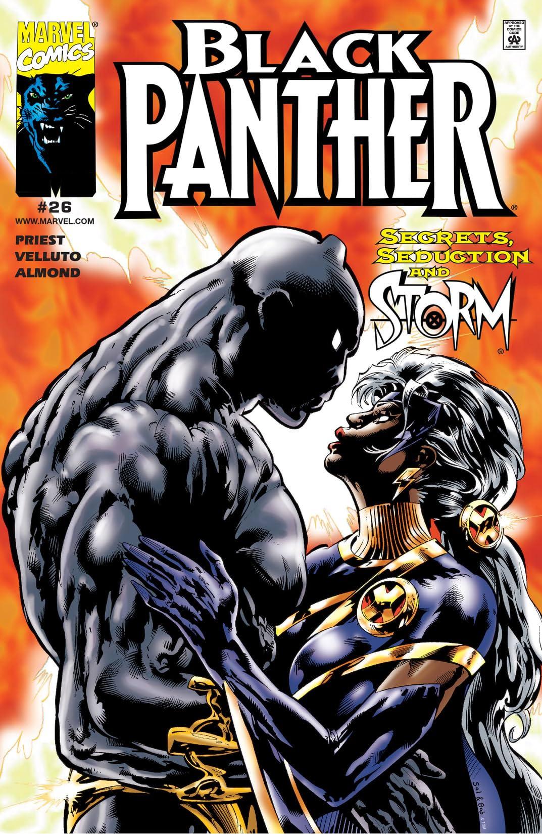 Black Panther (1998-2003) #26