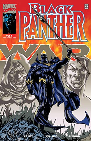 Black Panther (1998-2003) No.27