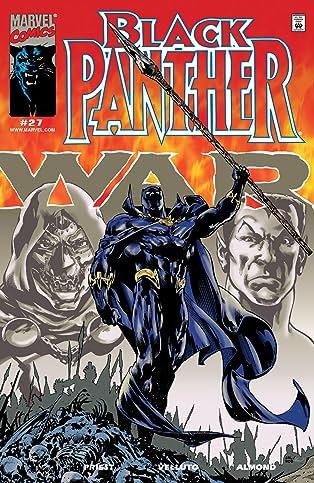 Black Panther (1998-2003) #27
