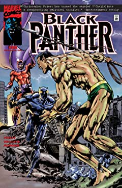 Black Panther (1998-2003) #28